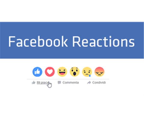 image Facebook Reactions: le nuove arrivate in casa Facebook